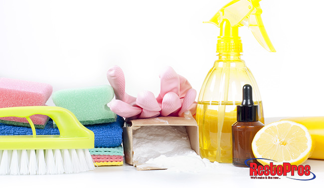 diy mold-cleaning products
