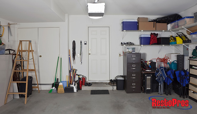 how to prevent garage mold